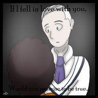 Special Request- If I Fell by CreativeFandomMinds
