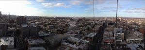 looking southwest of the city by thale04