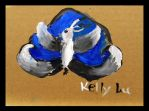 Kelly Lu - 3rd grade by DH-Students-Gallery
