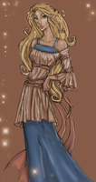 Fleur Delacour by HILLYMINNE