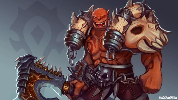 Hots Garrosh by Phosphonian