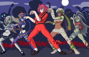 The Funk Of Forty Thousand Years by PurpleKama