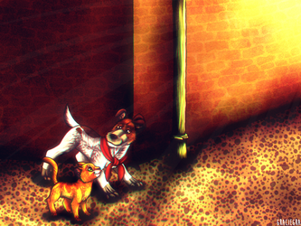 .:Oliver and Company:. by graciegra
