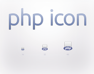 PHP Icon by CamiloMM