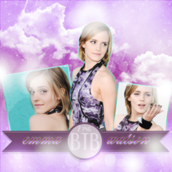 PNG Pack (102) Emma Watson by blacktoblackpngs