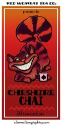 Cheshire Chai by ursulav
