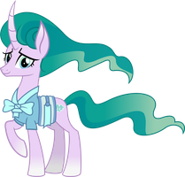 MLP Vector - Mistmane by jhayarr23