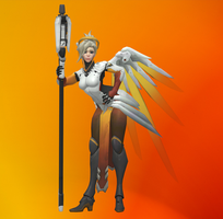 Mercy (XPS) by dawadd
