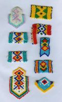 Beaded Bead Base Patterns by Refiner