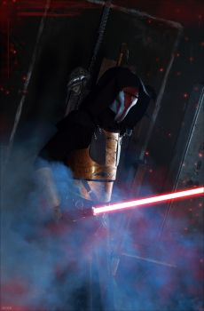 Darth Revan by DarielZerenski