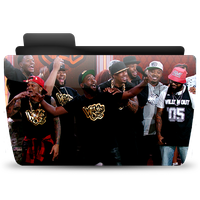 Wild'n Out folder icon by havokmesfin by Havokmesfin