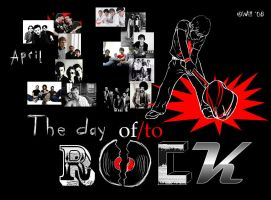The Day to rock by WilliH
