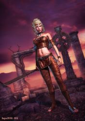 Celtic Warrior by rogue29730
