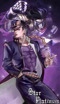 Star Platinum by Kay-Jay97