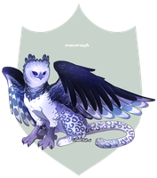 [CLOSED] Harpygriffon adopt auction by visualkid-adopts