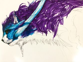 Suicune concept  by Acousticletters