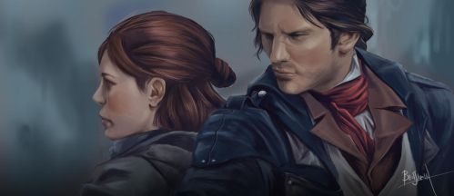 Assassin's Creed Unity by PathOfDawn