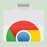 Chrome Web Store New Logo by Brebenel-Silviu