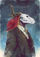 Elias Ainsworth by jaokuma