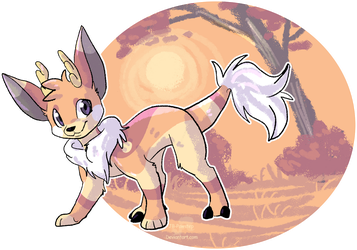 Art Fight - Attack 8 - Saretha by JB-Pawstep