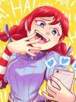 ~Sassy Wendy~ by Kota-ken