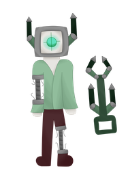 New OC: Hetral! by AnthonVenor