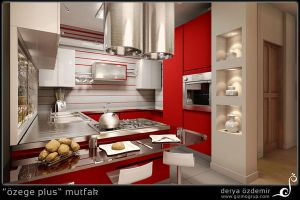 kitchen by derya-turec