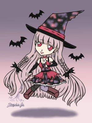 Little Witch by Stephie-Jo
