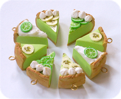 lime pie by BadgersBakery