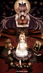 The Witch's House by Following-The-Rabbit