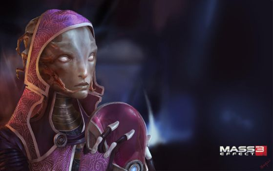 Tali by Maguaii