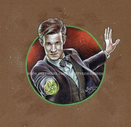 Doctor Who - 11th Doctor (2014) by scotty309