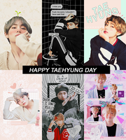 +PACK TAEHYUNG by BohemianStorm