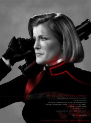 Mirror Captain Janeway by G672
