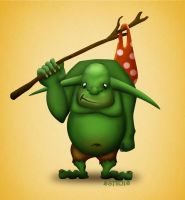 Shrek-a-like FROGandTOAD by FROG-and-TOAD