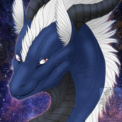 Icon Comish - Cosmic Elder by TwilightSaint