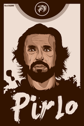 Pirlo Vector by MDesign25