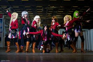 Seven sisters of the Purgatory by Winkie-Cosplay