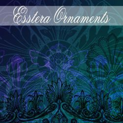 antique ornaments by esstera
