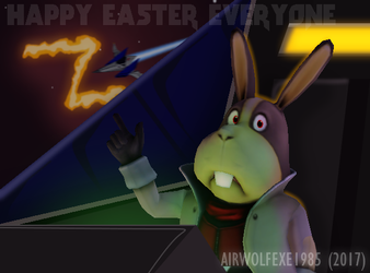 Easter Greetings from Sector Z by TheBritishTinDog
