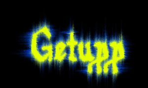 Another text made by photoshop by getupp