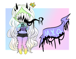 CLOSED Licker MYO 72 hour event by XenoBaby