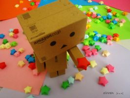 Danbo: The choosen One by eivven