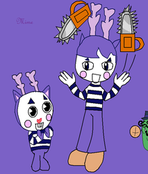HHTF: Mime by Soraply11