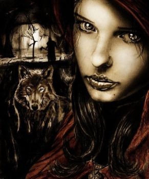 .Red Riding Hood by IsaiahStephens
