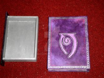 Skyrim Conjuration Tome by DraconPens
