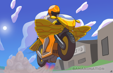 Icarus by BananimationOfficial