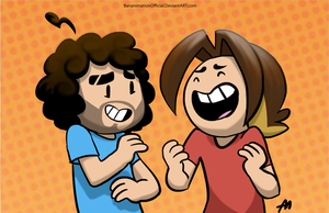 Game Grumps - Poster Version by BananimationOfficial