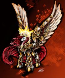 Lauren Faust: The God Empress of all Ponykind by EuropaMaxima