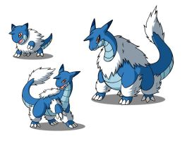 Glacyile and Evolutions by 070trigger